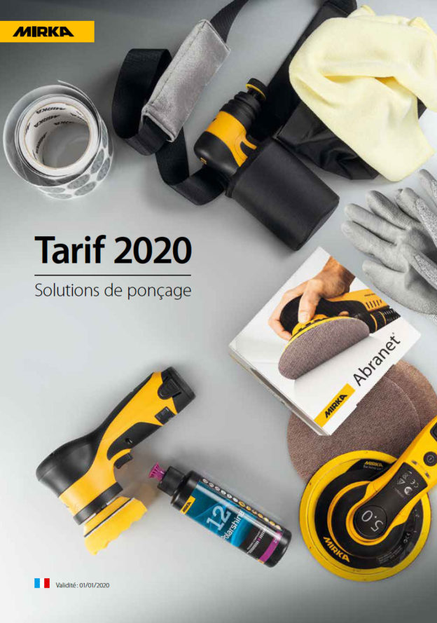 Catalogue Mirka 2020